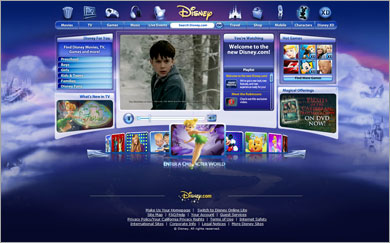 Mickey Mouse and His E-Business Empire: An In-Depth Look at the Disney Corporation's Online Presence