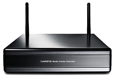 Linksys DMA 2100 Windows Media Extender