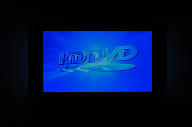 Playing a HD-DVD for the first time