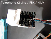 tel_jack how to wire an ethernet and phone jack using a single cat5e cable wall phone jack wiring diagram at nearapp.co
